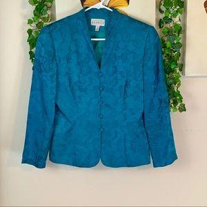 d79ca03af16 Adrianna Papell Jackets & Coats | Womens Sz 8p Silver Evening Jacket ...
